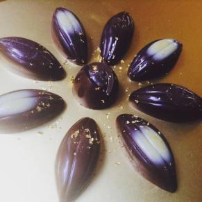 Maya - ceremonial chocolates