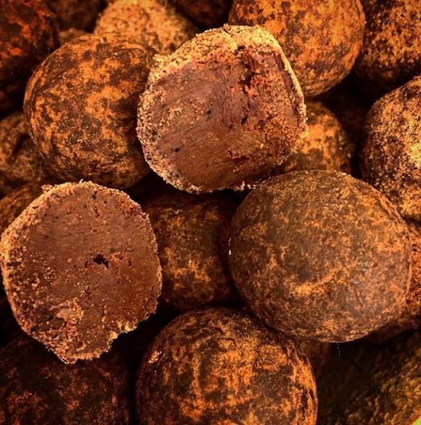Chaga truffles